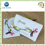 2016 Custom Printing Saco de papelaria de sorriso de PVC (JP-plastic047)