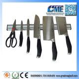 Comprar a parede global da cozinha aço inoxidável suportes magnéticos da faca