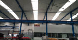 Hvls 산업 천장 환기 팬을 냉각하는 에너지 절약 큰 6개의 잎 팬 창고