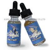 Kyc 12 Zodiac Virgo 30ml Verre Nouvelle saveur d'emballage E Liquide pour Mod Ecigarette