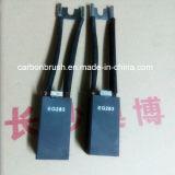 PER ESEMPIO fornitore della spazzola di carbone dell'elettrografite 283