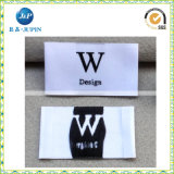Escritura de la etiqueta tejida de alta densidad de la ropa para la ropa (JP-CL108)