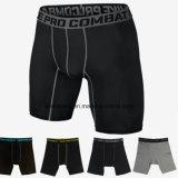 Gli uomini di modo asciugano rapidamente l'usura atletica di Shorts di ginnastica