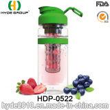 grande Tritan bottiglia di infusione della frutta di 32oz, bottiglia di acqua di plastica personalizzata (HDP-0522)