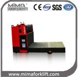Elektrischer Ladeplatten-LKW, zum des Selbstfertigungsmittels zu tragen