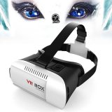 2016 migliore Selling Smartphone Headset Virtual Reality Vr Box 2.0 3D Video Glasses Smart Phone Vr