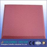 Da tela sadia de Absorpting do material de construção painel de parede acústico