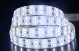 Verter la iluminación de tira del blanco 5730 LED con alto lumen