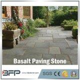Cobblestone naturale popolare del giardino del basalto/pietra per lastricati per esterno