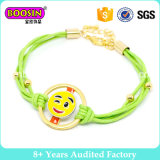 GroßhandelsEmoji Seil-Armband für Mädchen