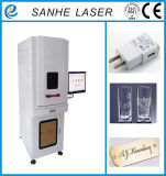 전기 전화선 세륨 ISO를 위한 UV Laser 표하기 기계
