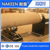 Cortador del plasma del tubo de acero del CNC de cinco ejes de Nakeen