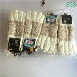 Fabbrica lavorata a maglia fatta a macchina del guanto delle cinque barrette del cerchio acrilico