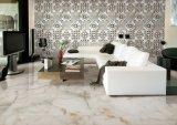 Dekorative Polierkeramische Fußboden-Fliese-Wand-Oberflächenfliese