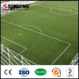 El PE Artificial Football Grass de Certificate Green del Ce para Soccer