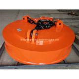 Electro imán de elevación redondo para la bola de acero de elevación