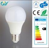 280 ° Ángulo de haz 7W LED del bulbo Iluminación (CE / RoHS / E27)