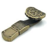 Ретро металл идет наилучшим образом с ручкой диска Pendrive привода вспышки USB