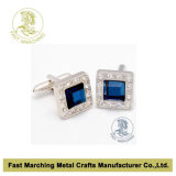 Competitive PriceのCrystalのカスタムCufflink
