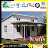 Da casa viva moderna do recipiente de China casa de campo pré-fabricada do baixo custo (xyj-03)