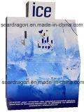 Холодный бункер льда системы стены с емкостью 380lbs