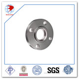 Flange RF do interruptor do aço inoxidável ASTM A182 F317h 300 libras 4 flange soldada soquete do ANSI B16.5 de Sch STD da polegada