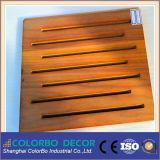 Ufficio ecologico, comitato acustico del legname di legno domestico della decorazione