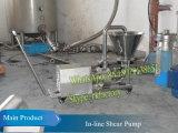 Bomba emulsionante de alta resistência 8t / H (misturador em linha)