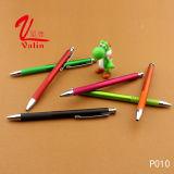 Plumas al por mayor de la muestra libre del surtidor que hacen publicidad del bolígrafo de Clik en venta