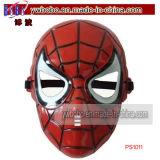 Qualitäts-Feiertags-Dekoration-Superheld-Schablonen-Maskerade-Schablonen (PS1012)