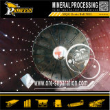 Золото кварца обрабатывая завод стана шарика (золотодобывающий рудник утеса каменный)