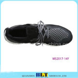 Heißer Verkauf Flyknit obere Sport-Schuhe PU-Outsole