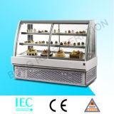 Роскошный холодильник индикации мраморный торта/индикации хлебопекарни