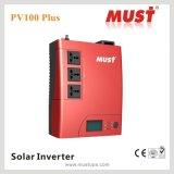 太陽電池パネルインバーター3プラグ1440W 2400vaの高周波PWM 50A太陽インバーター