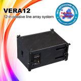 """Del """" línea sistema alto rendimiento Vera12 12 audios de altavoz del arsenal"""