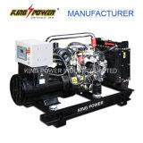 320kw Doosan (Motor) voerde de Generator van het Aardgas met Originele Radiator in