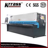 Máquina de estaca do metal de folha de E21s QC12k