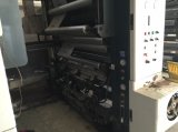 Impresora usada del rotograbado del control de ordenador de 7 motores para la película plástica
