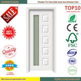 Puerta de madera interior del MDF de la alta calidad del diseño de la puerta de la casa