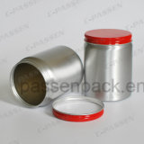 Caja de aluminio de la alta calidad para el empaquetado del polvo del albumen (PPC-AC-034)