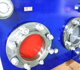 Stainless Steel 316 /304 Plate Gasket Plate Heat Exchangers