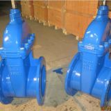 Epoxy Coating를 가진 BS5163 Ductile Iron Gate Valve