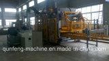 Ligne complètement automatique de machine du bloc Qft15-20/brique, grande machine de bloc de capacité