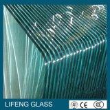 O espaço livre apainela vidro temperado Polished da borda com certificação