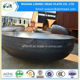 Protezioni di estremità ellissoidali cape servite dell'acciaio inossidabile