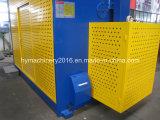 Freno de la prensa hidráulica Wc67y-100X2500 y dobladora de la placa de acero