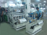 Duas linhas de soldadura lateral PE Bag Making Machinery