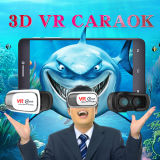 Ios Andorid Mobile Phone를 위한 Bluetooh Controller 3D Vr Glass