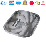 Rectangle Cigarette Metal Tray pour Adults Jy-Wd-2015120101