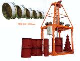 Machine de fabrication de tuyaux en béton, machine de fabrication de tuyaux de type vertical